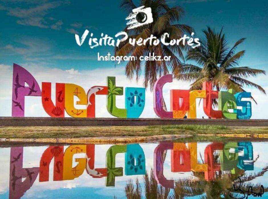 Visita Puerto Cortés