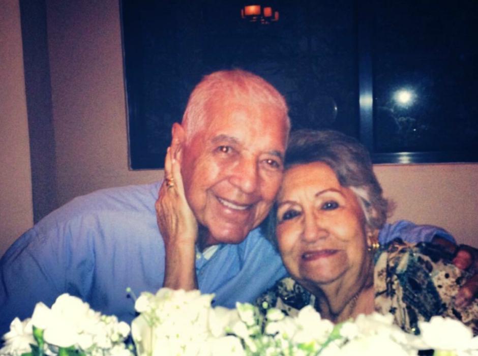 Los abuelos son eternos