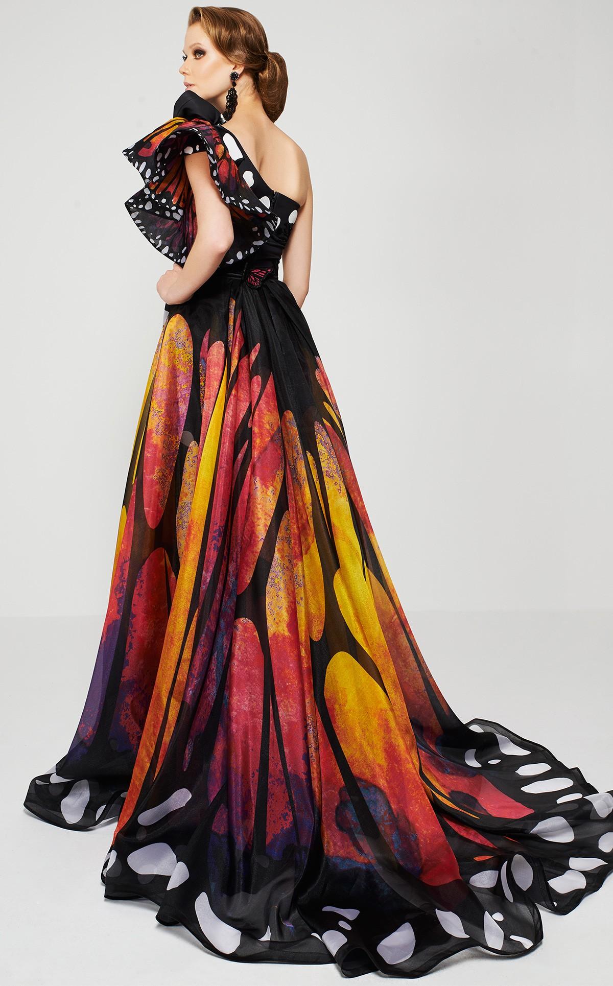 Estilo butterfly dress