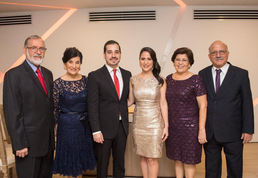 Ruth Estévez y Giancarlo Rietti