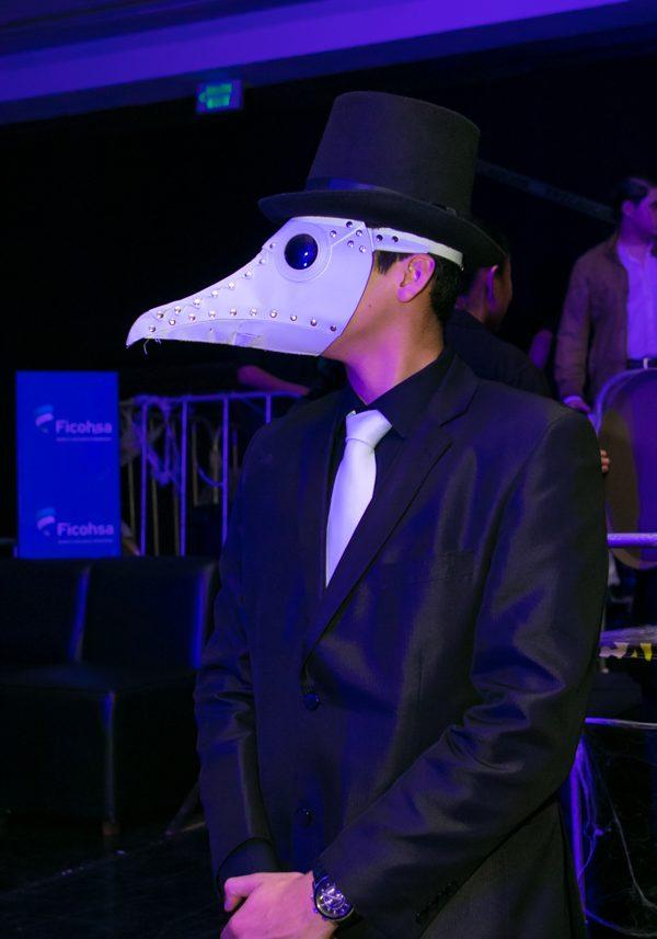 mejores disfraces en la Halloween Party 2018