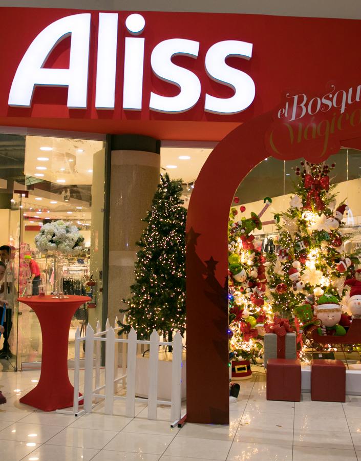 Aliss Navidad 2018