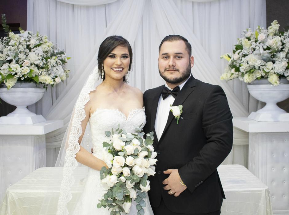 Myriam Vijil y Mario Valeriano