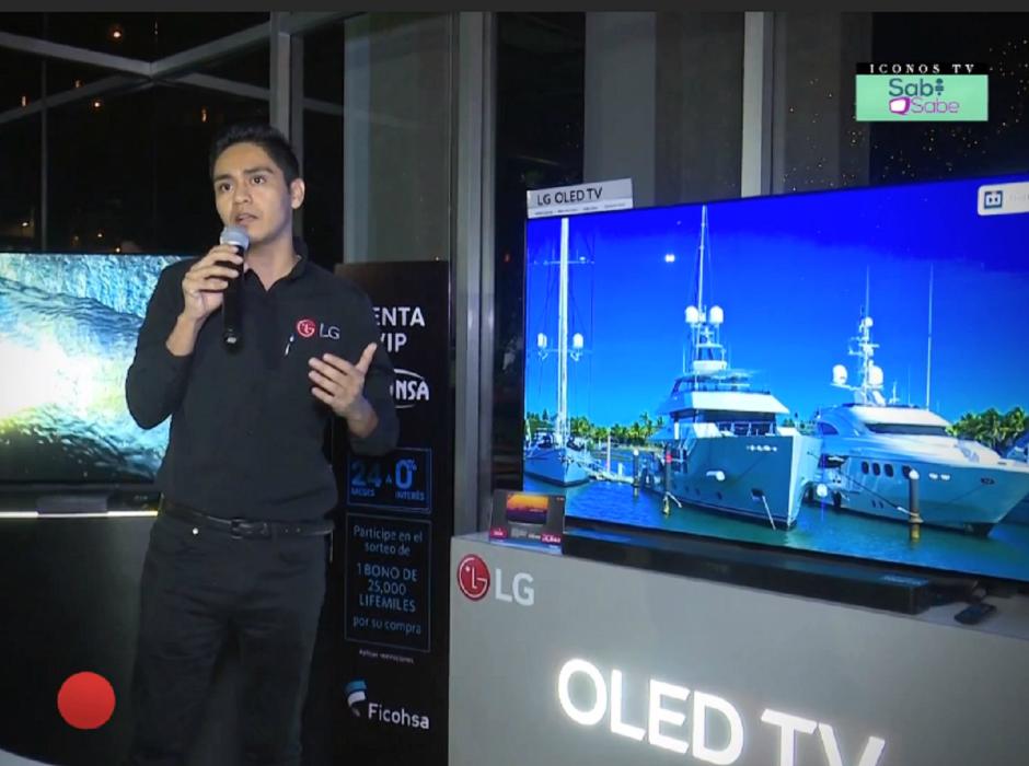 LG Oled by Diunsa los televisores de última generación