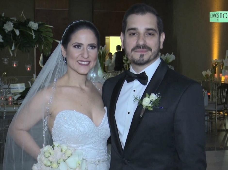 La boda de Ruth Estévez y Gian Carlo Rietti