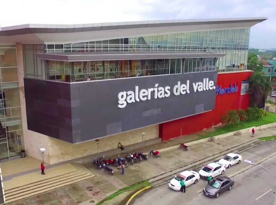 Mall Galerías del Valle