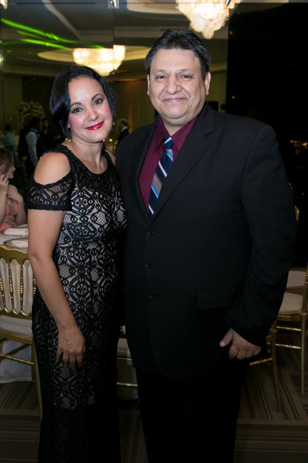María José Galo y Jesús Jiménez