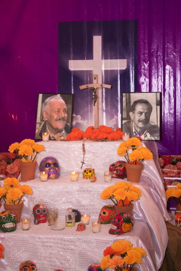 El altar de Muertos 2018