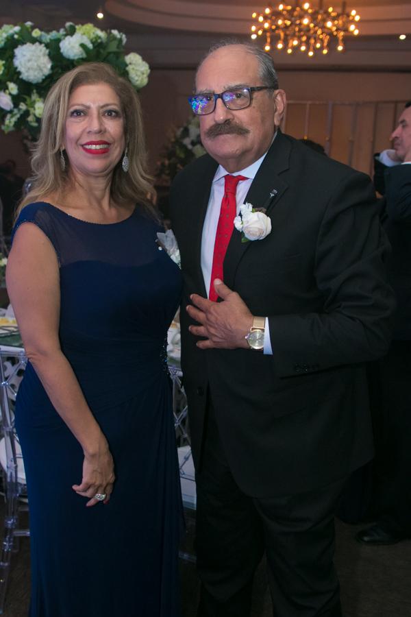 Fabiola Gonzales y Juan Carlos Ruglas