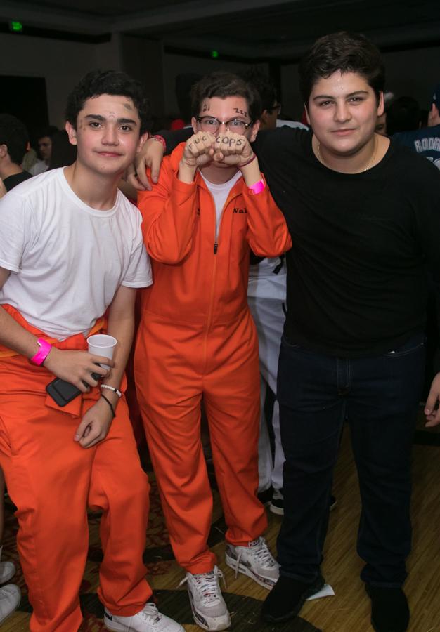 La Halloween Party 2018 Seniors 2019