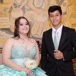 Claudia Cecilia y Fernando Vallecillo
