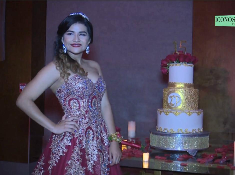 Fiesta por los quince años de Irma Fabiola Peña