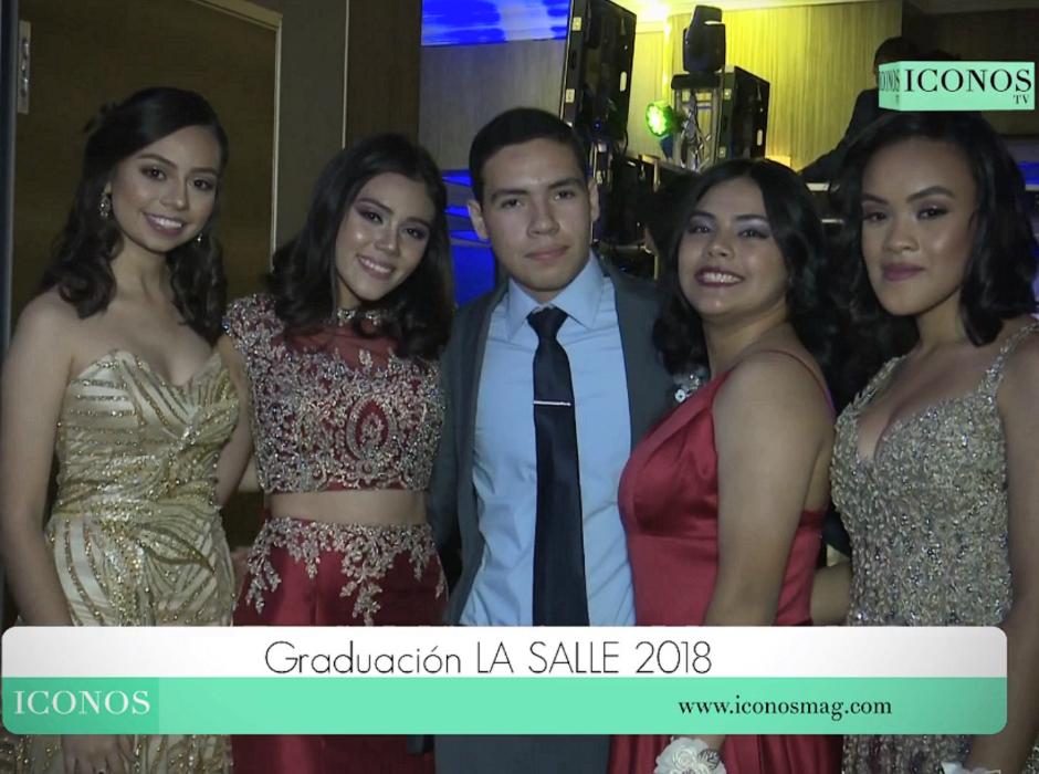 La graduación de La Salle 2018 en San Pedro Sula