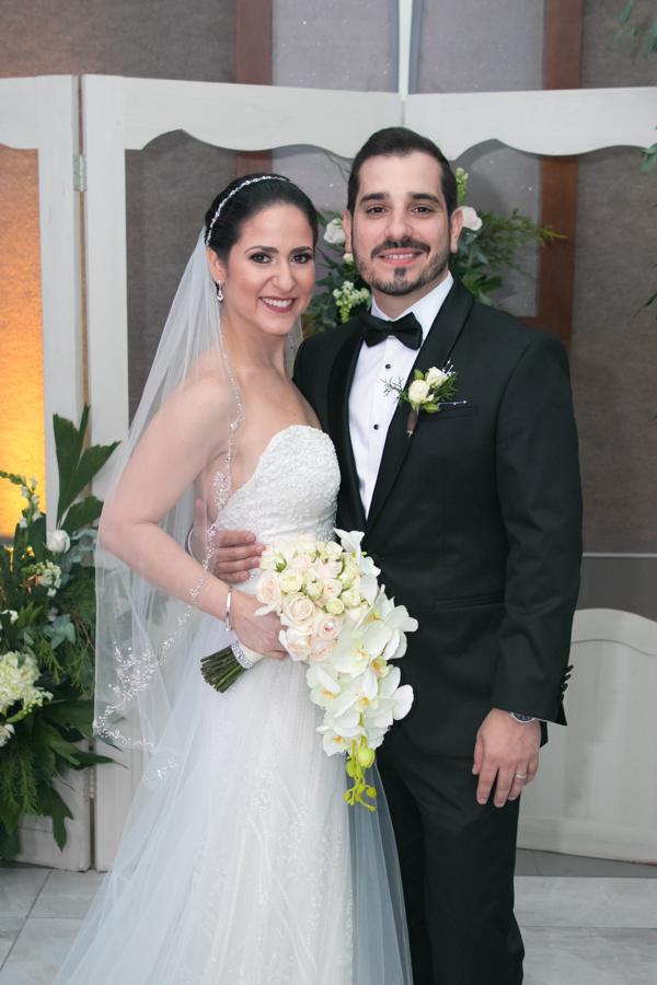 Ruth Estevez y Giancarlo Rietti