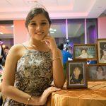 Los quince años de Nadia Alemán