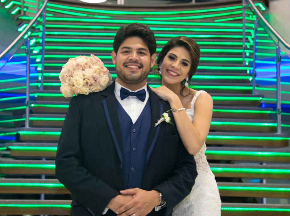 Elena García y Óscar Delgado