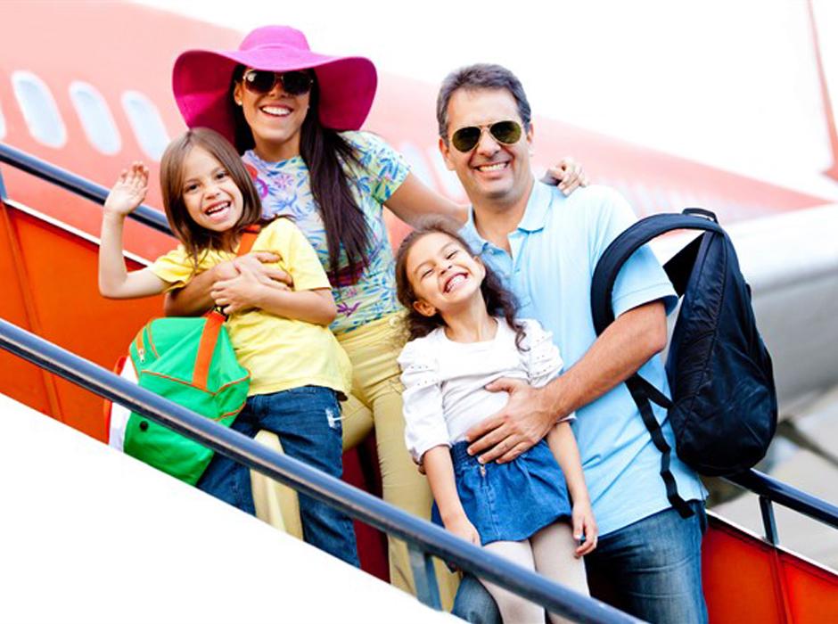 Viajar con hijos Under The Coco Tree