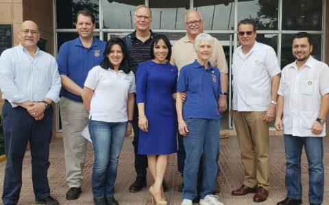 Proyecto San Juan Nuevo Club Rotario San Pedro Sula