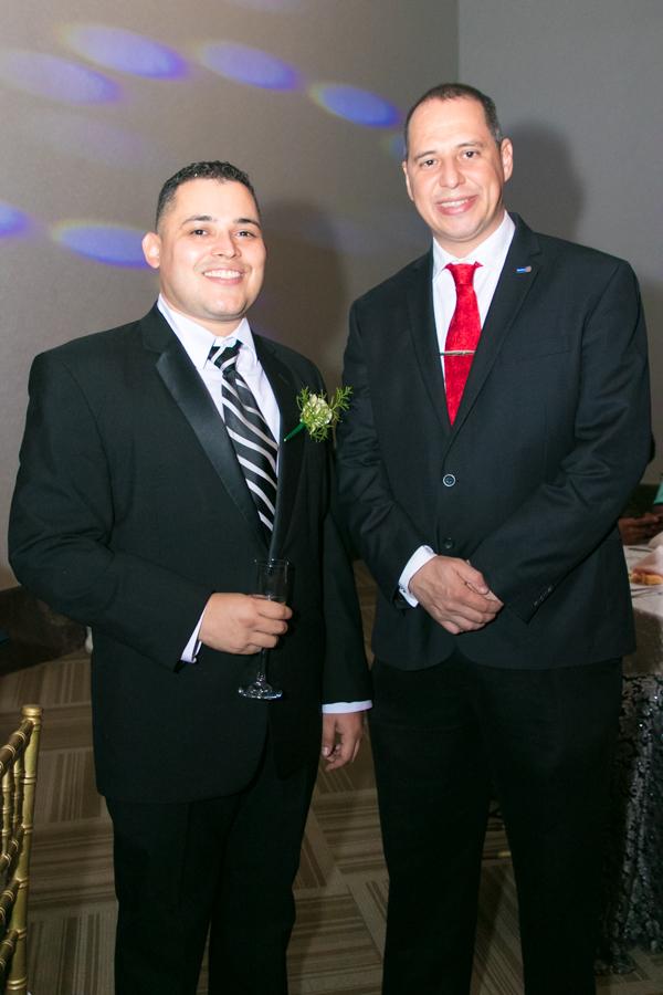 Sofía García y Diego Antúnez