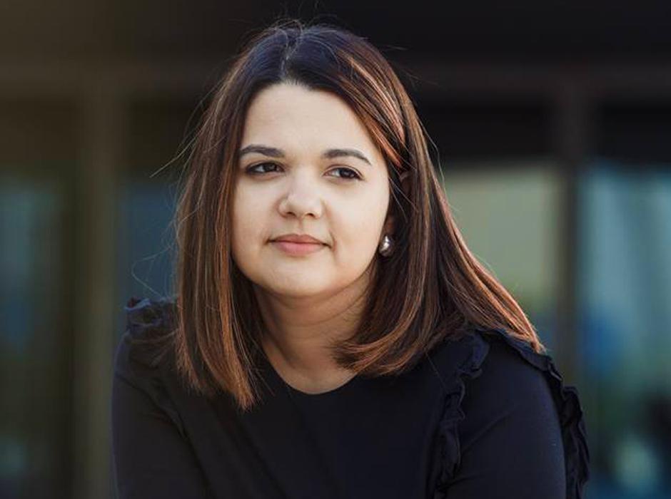 María Echeverri