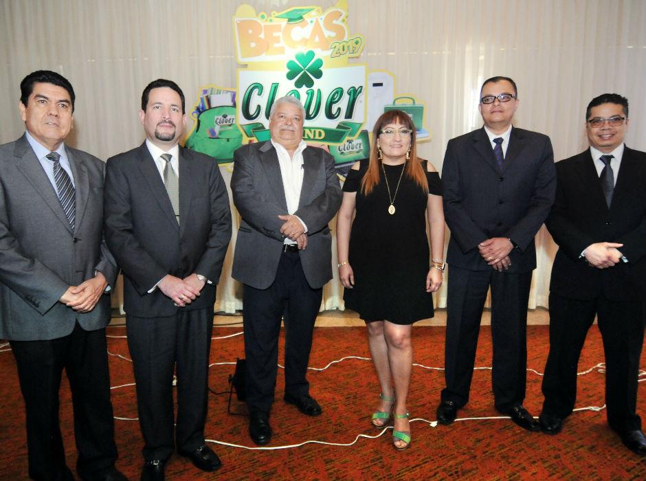 Becas 2019 Clover Brand