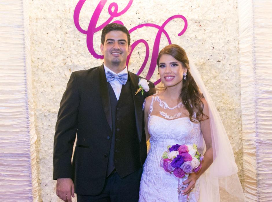 Boda Daniela Funes y Carlos Urbina