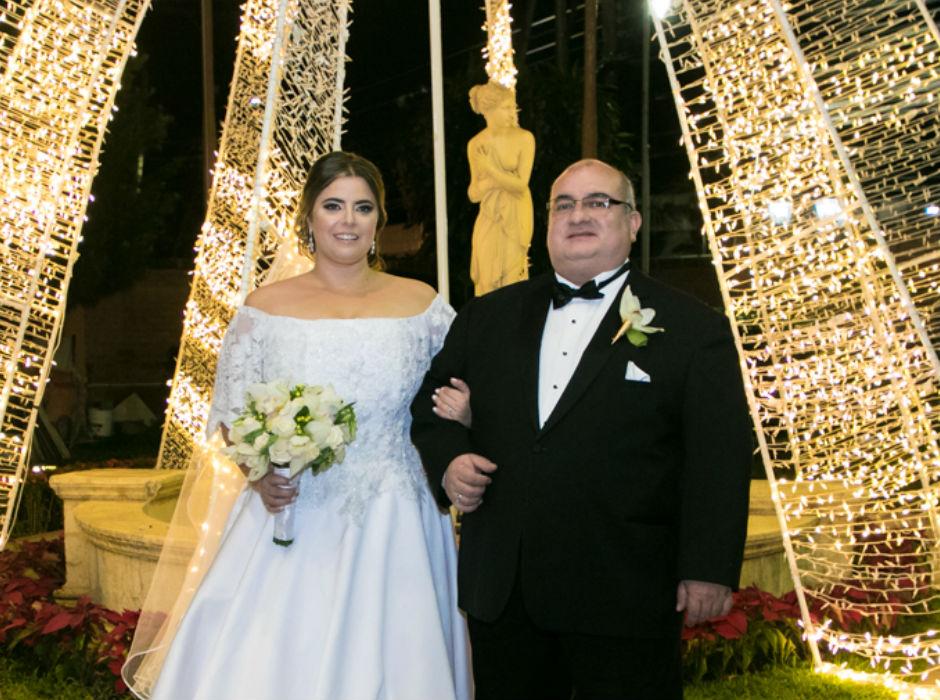 Ilda Ledbetter & Luis Tirso Boquín