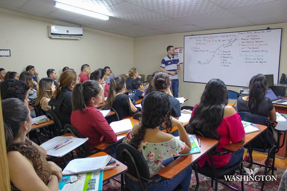 Washington English Academy