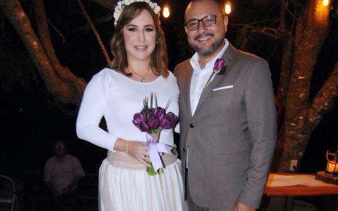 Anna Muñoz y Miguel Ángel Bonilla
