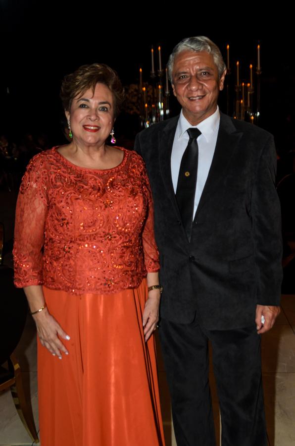 Mónica Hernández y Farid Handal