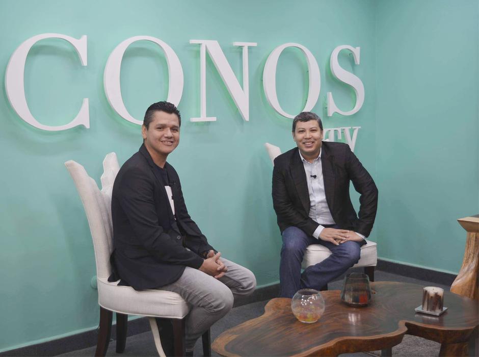Entrevista con Geovanny Rodríguez