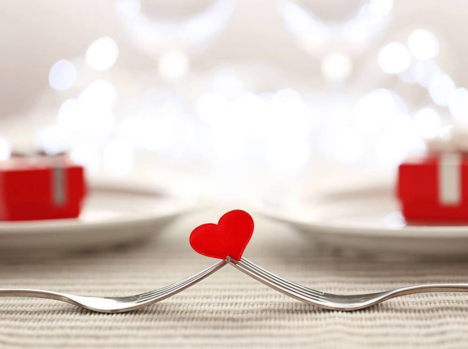 San Valentín en hotel Real InterContinental