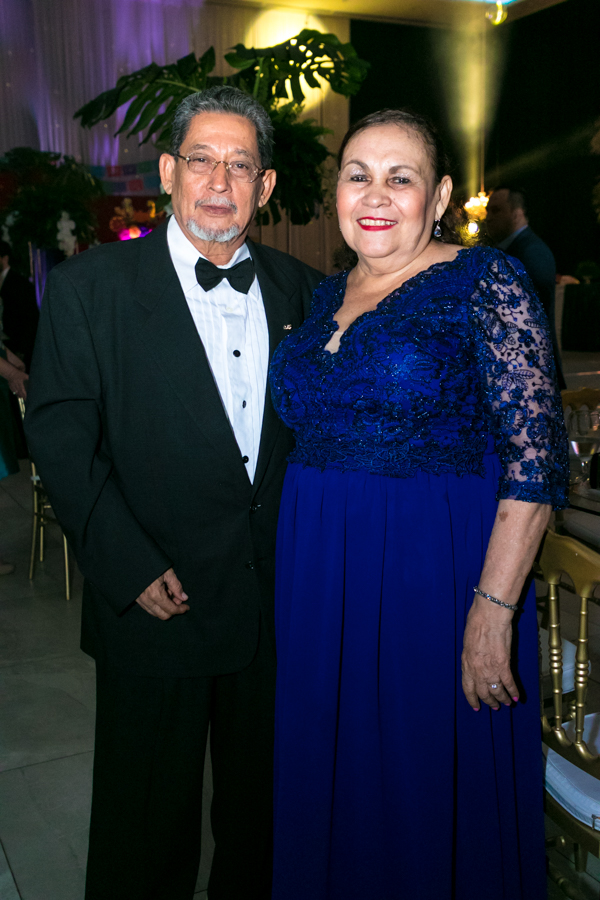 Los 70 años de Afif Dieck