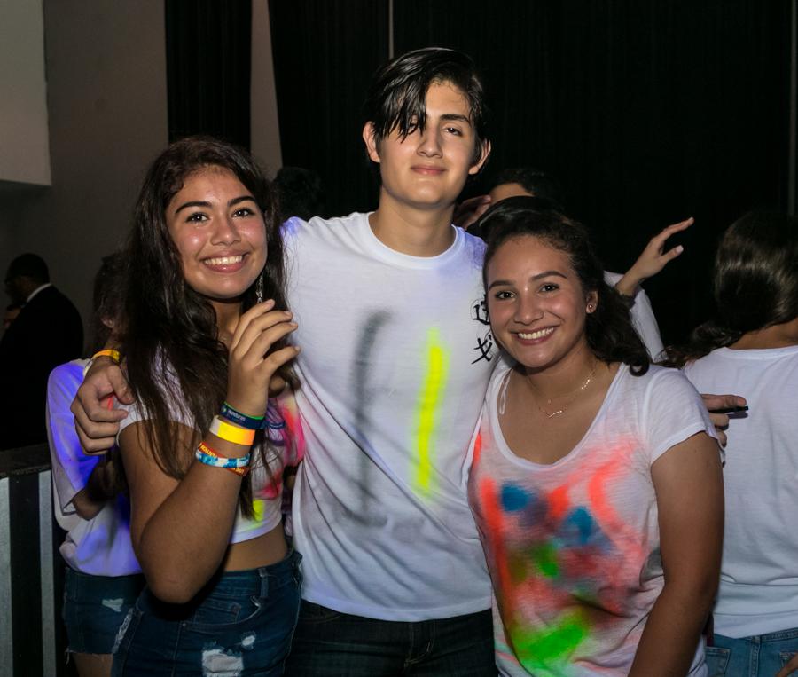 Graffiti Neon Party 2019