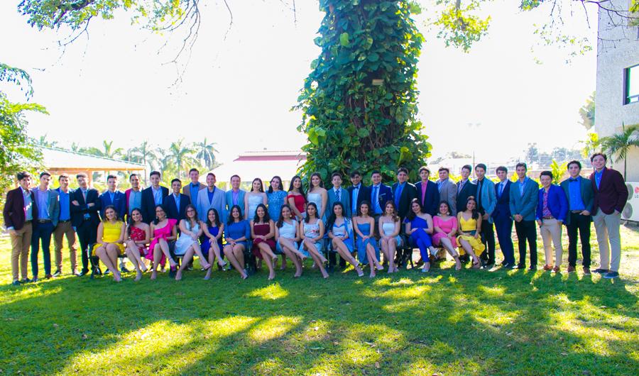El desayuno Seniors 2019 escuela episcopal El Buen Pastor