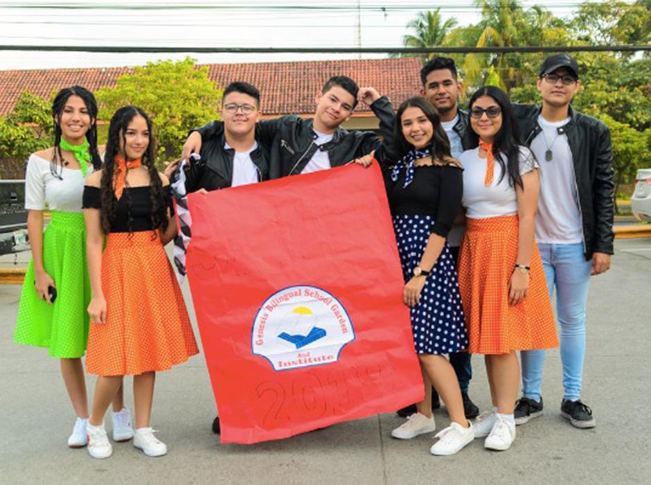 Seniors 2019 Génesis Bilingual School