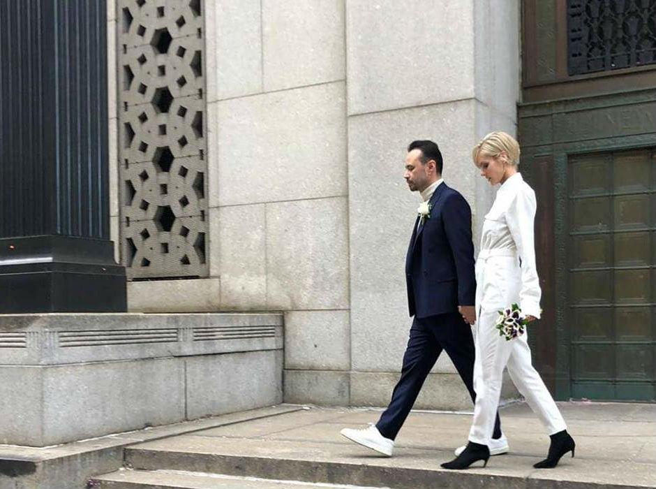 La boda de Carlos Campos y Megan Key