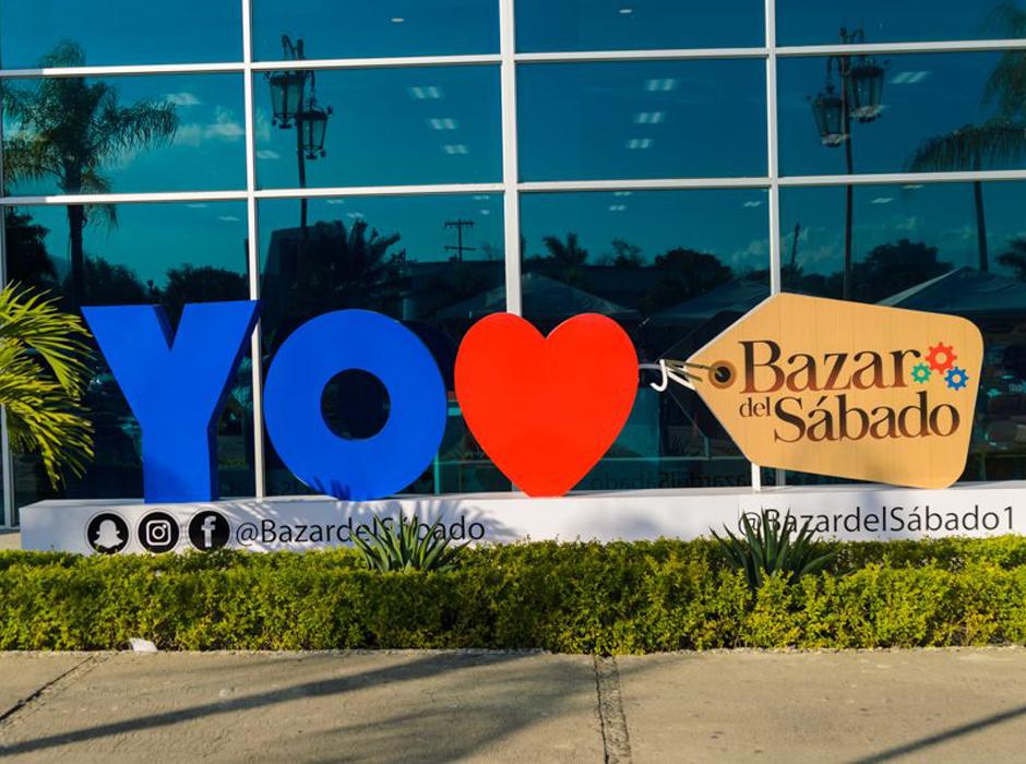 Bazar del Sábado en Expocentro San Pedro Sula