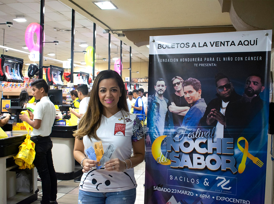 Boletos Noche del Sabor 2019