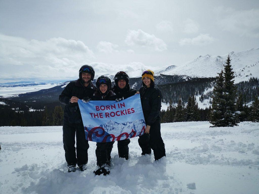 The Rockies Tour