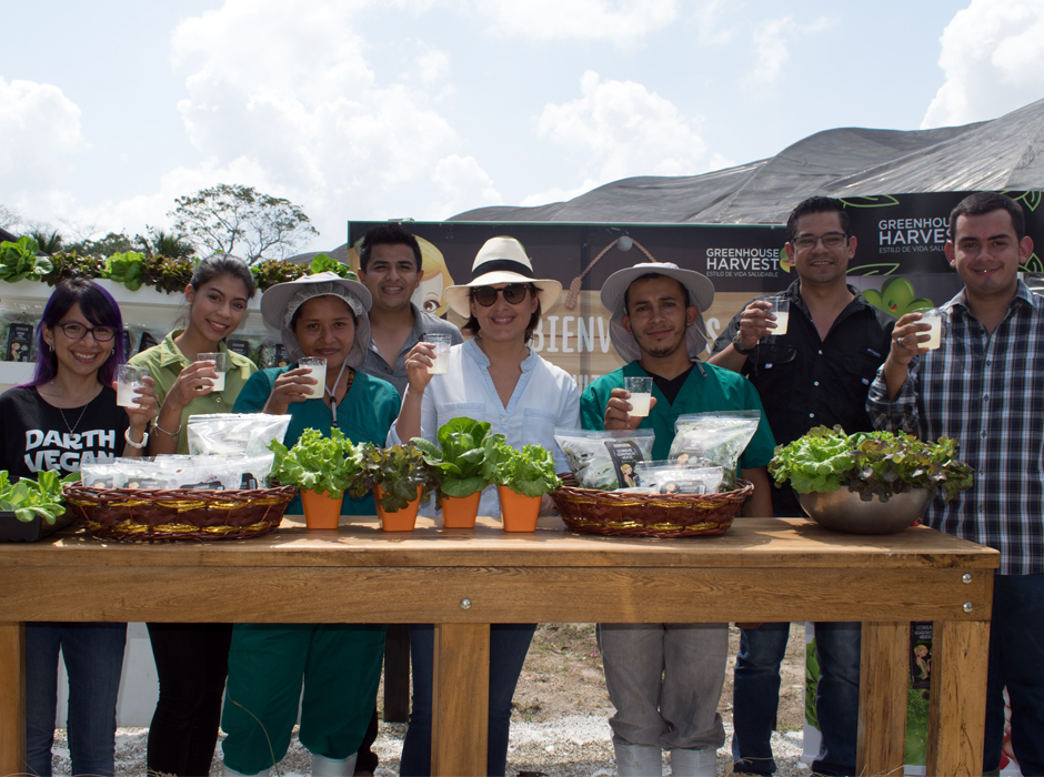 Green House Harvest en Blog La Guía Holística