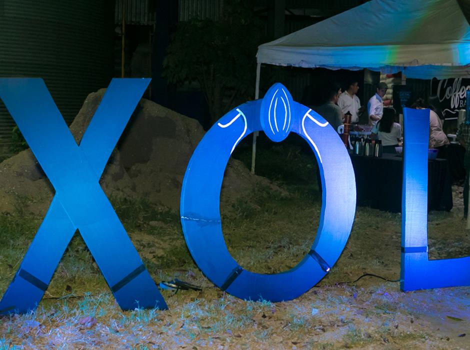 Inauguración fábrica de chocolates XOL
