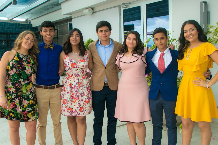Desayuno Senior 2018 del Liceo Bilingüe Centroamericano