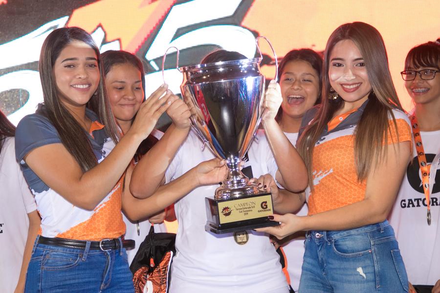 Ganadores torneo Gatorade 5V5
