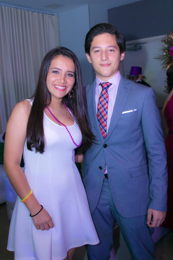 Los quince años de Camila Sánchez
