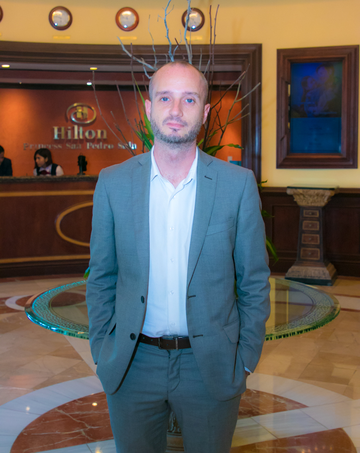 Good France 2019 by hotel Hilton Princess San Pedro Sula.