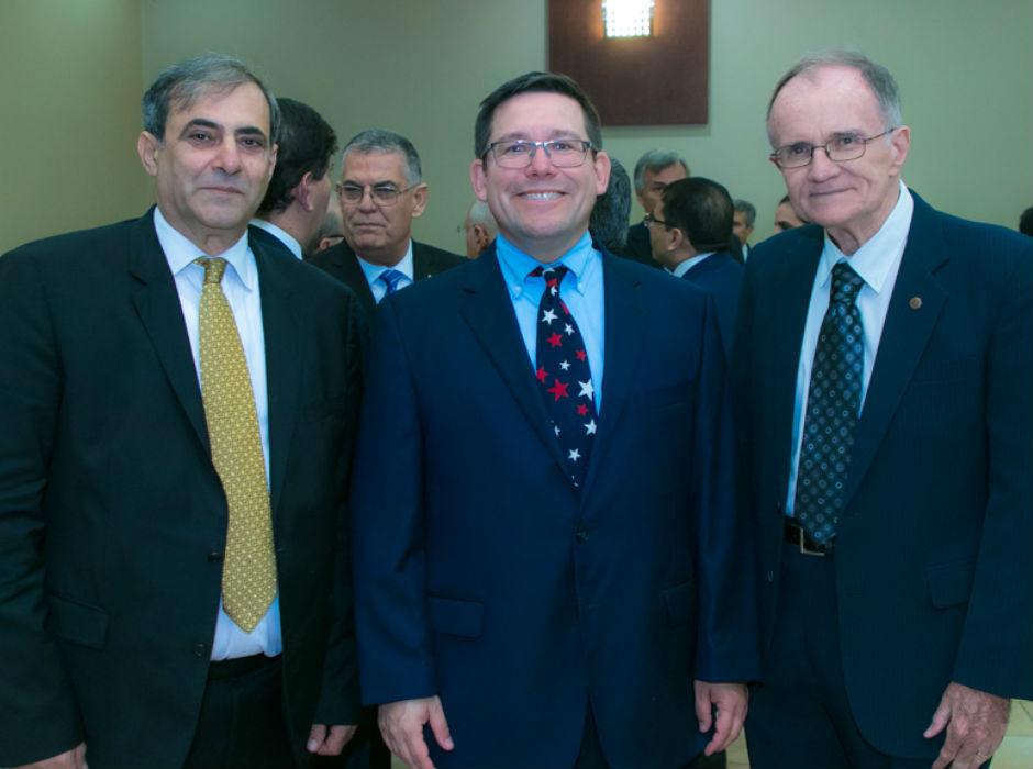 55 años del Cuerpo Consular Sampedrano