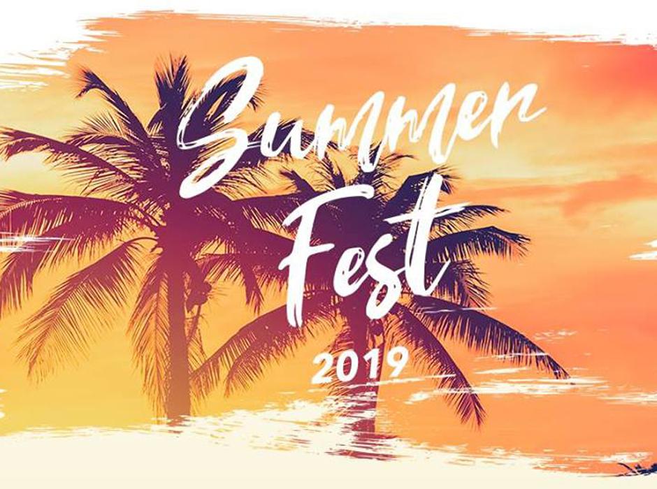 Promo Summer Fest 2019