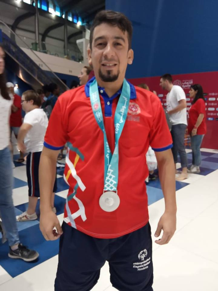 Olimpiadas Especiales Abu Dhabi 2019