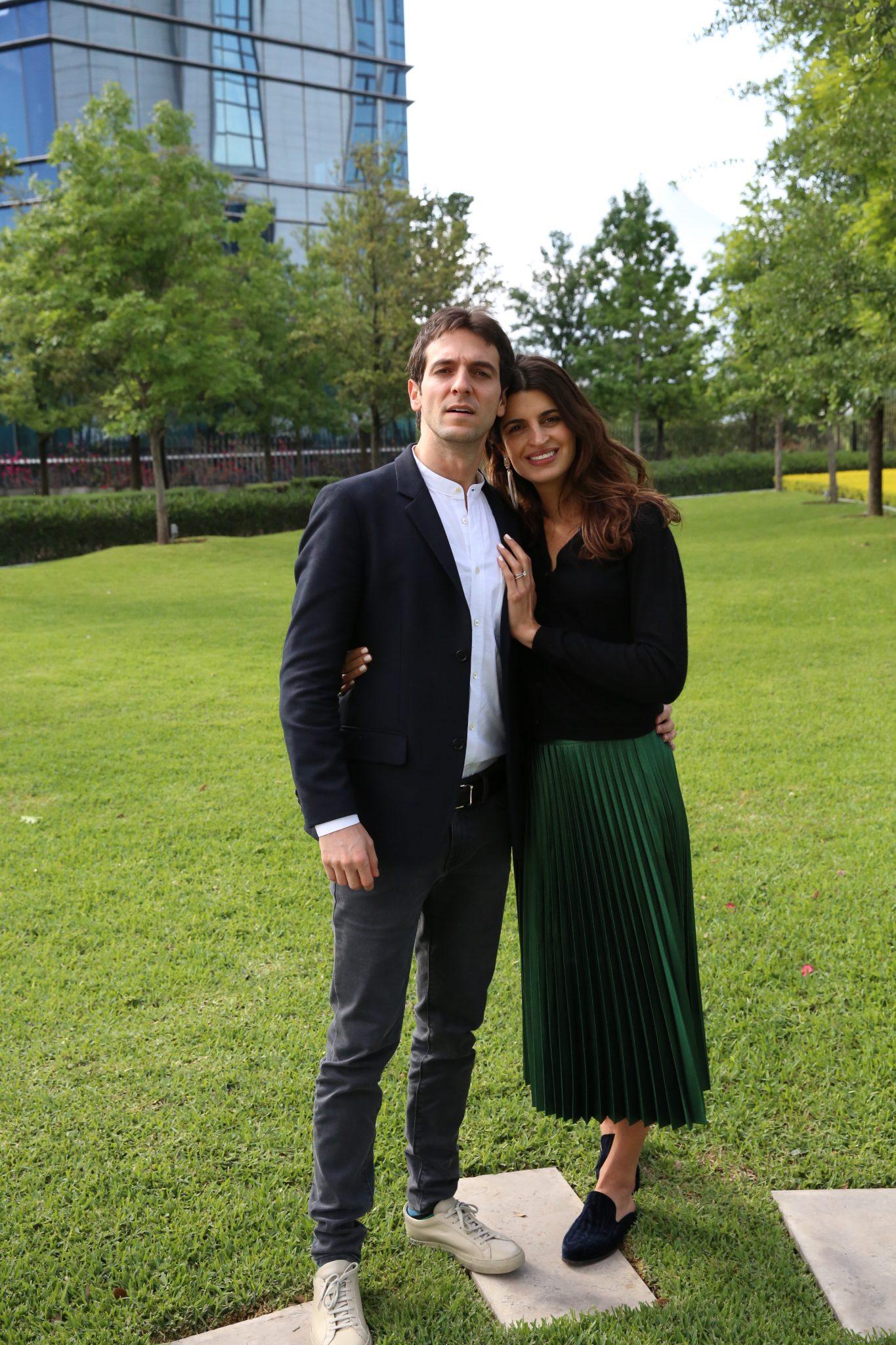 La tarde de despedida por Isabel Valdez y Alejandro Chahín